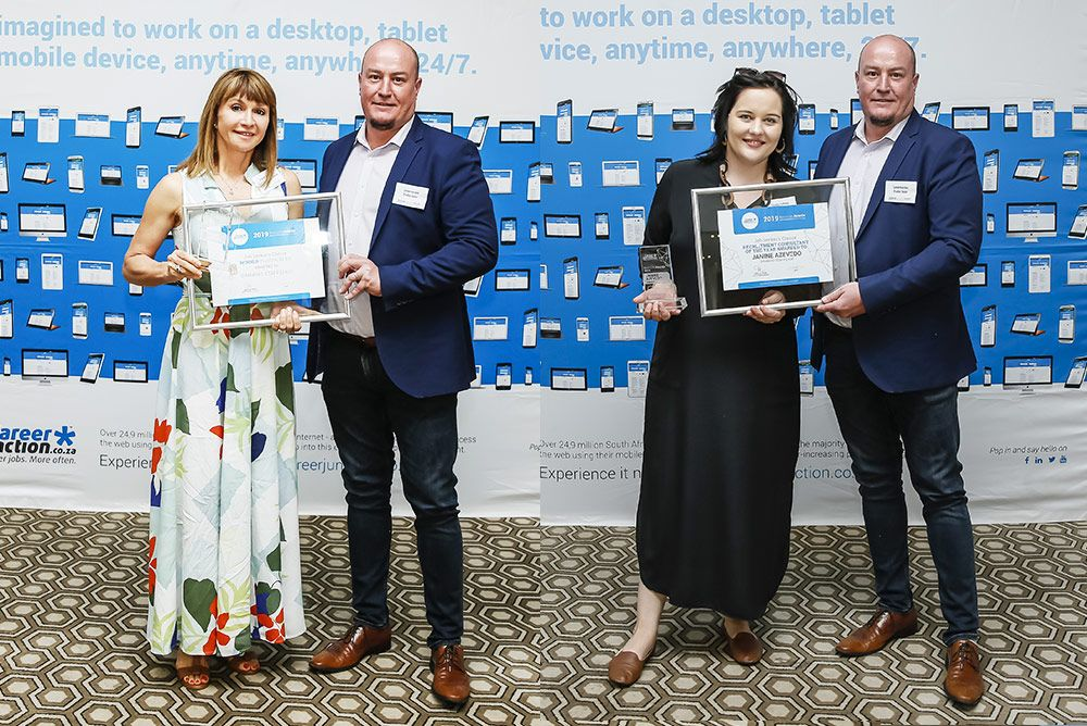 Sinakho Staffshop wins Recruitment Agency of the Year 2019
